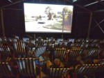9m x 12m cinema marquee