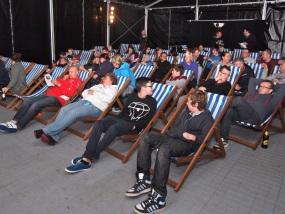 9m x 12m cinema marquee interior