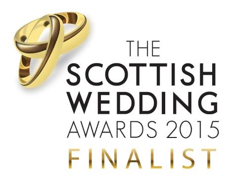 Scottish wedding awards 2015 finalist