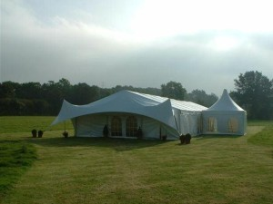 Solent entrance canopy