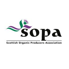 Scottish Organic Milk Producers logo